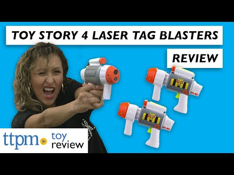 Toy Story 4 Laser Tag Blasters from eKids