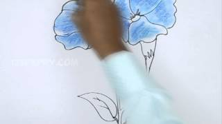 How to Draw a Bell Flower