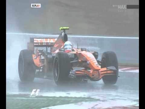 Nurburgring 2007 F1 GP Winkelhock