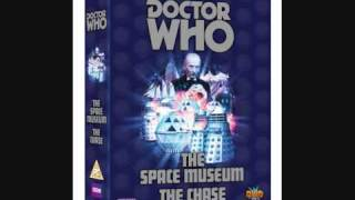 doctor who boxset cover The Space Museum /  The Chase