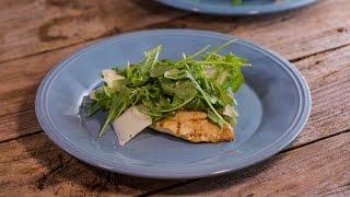 Katie Lee's Easy Chicken Paillard