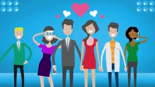 Roamantics - The Official Walkabout Speed Dating Site