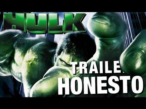 Trailer Honesto - Hulk 2003 - Legendado