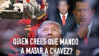 DESCUBREN QUE LE PASO A HUGO CHAVEZ SALE A LA LUZ EL SECRETO...