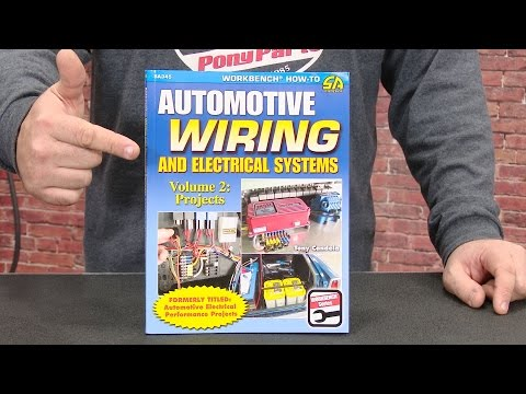 CarTech Book Automotive Wiring And Electrical Systems Volume 2: Projects