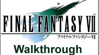 FINAL FANTASY VII Walkthrough on PS3 and For PSP Part 58