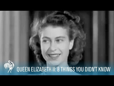 Queen Elizabeth II: 8 Amazing Things You Didn't Know | British Path