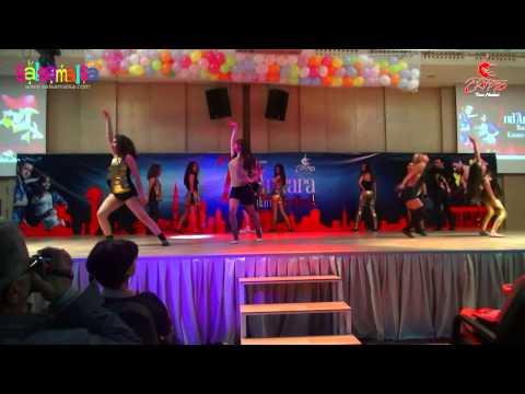 CRYPTO DANCE JAZZ TEAM | 2. ANKARA DANCE FESTIVAL