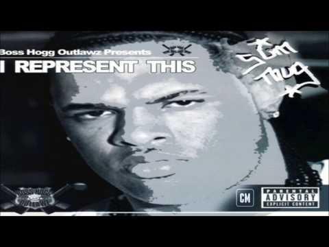 Slim Thug - I Represent This [FULL MIXTAPE + DOWNLOAD LINK] [2000]