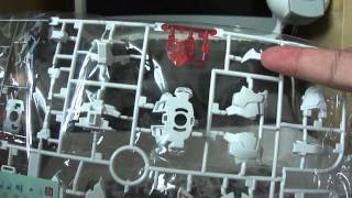 bb senshi 320 super deformed unicorn gundam unboxing