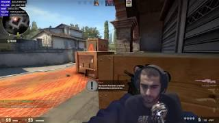 CSGO - Stream Highlight - Easy Ace Clutch FTW