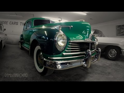 1947 Hudson Commodore Eight at Country Classic Cars