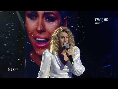 12 Linda Teodosiu - Renegades (LIVE @ Eurovision 2019 Romania Semi 2)