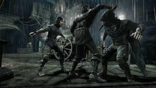 """Thief - Screenshots und Concept Art aus der Mission """"Lockdown"""""""
