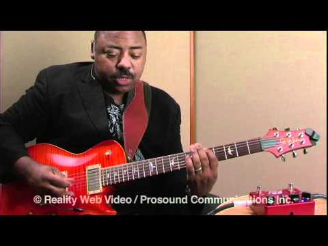 "Interview with Paul Jackson Jr. ""Xotic Effects BB Plus Ch. A & B Demo"""
