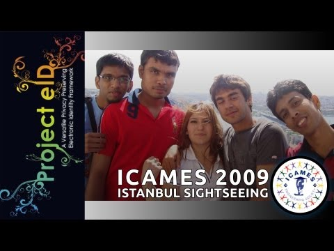 [Travel] ICAMES 2009 - (the Unofficial) Istanbul Sightseeing - Part 1