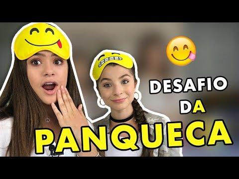 DESAFIO DA PANQUECA - MAISA E IVANA