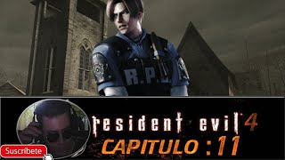 Resident Evil 4 Caipulo 11 (GamePlay Español HD)