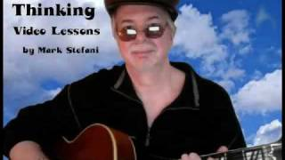 Raked Two-Five-One Lick - Guitar Lesson by Mark Stefani