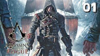 Assassin's Creed Rogue 【刺客信條:叛變】 #01