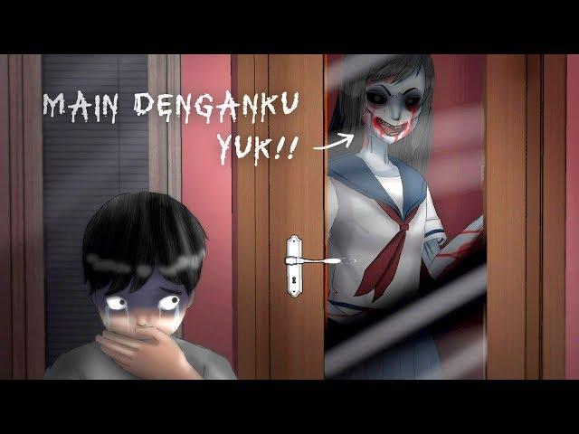 Cerita Misteri dibalik lagu Ding Dong | Kartun Hantu