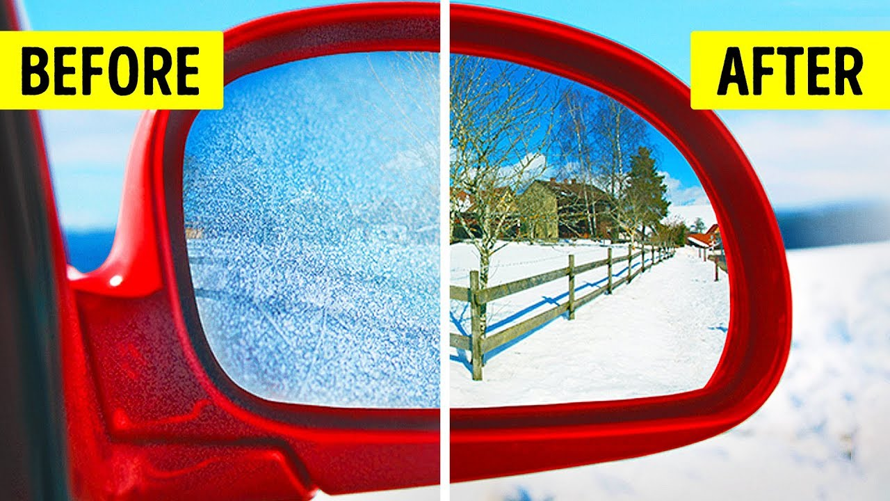 11 едноставни трикови да го заштитите автомобилот во зима