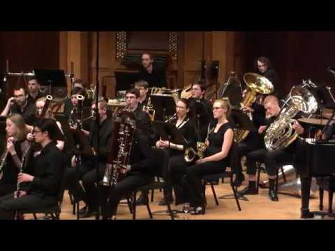 Lawrence University Wind Ensemble - February 26, 2017