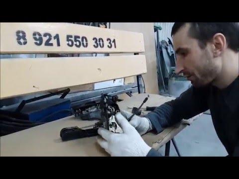 Видео Ремонт дверей спб