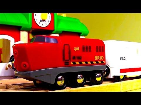 Trenes infantiles - El tren hacia Londres