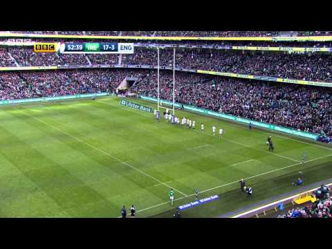 Ireland vs England Six Nations 2015