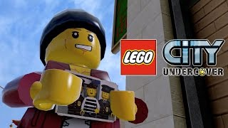 LEGO City Undercover: Official Announcement Trailer