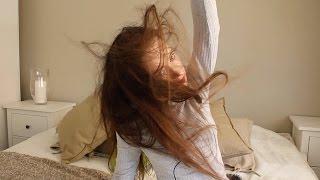 ASMR Hair Play Scrunchies | Hair Brushing | Wind & Whisper