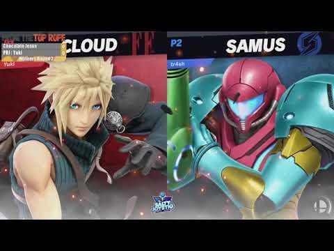 FTTR 14: PBJ | Yuki (Cloud) vs Chocolate Jesus (Samus) |