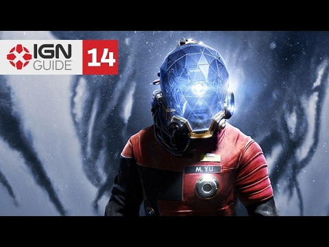 Prey Walkthrough - Detour: Finishing the Live Exam Experiment (Part 14)