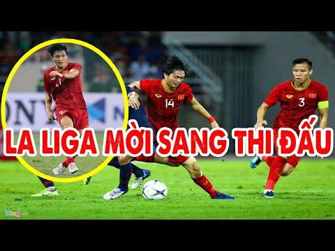 LA LIGA MỜI cầu thủ U23 Việt Nam sang thử việc - gọi tên NGUYỄN TUẤN ANH