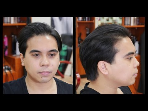 Elegant How To Grow Out An Undercut Haircut   TheSalonGuy   YouTube