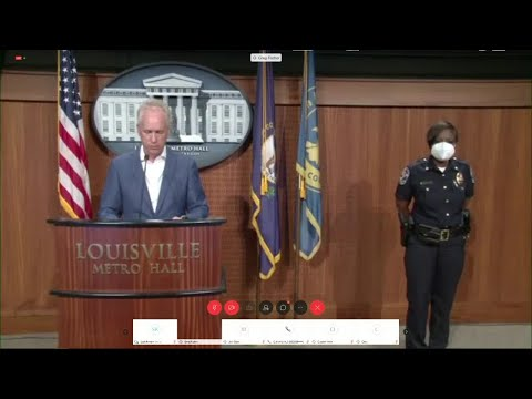 WATCH: Mayor, Police Respond To Breonna Taylor Protests