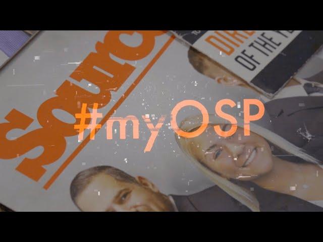 #myOSP - Max Bourne