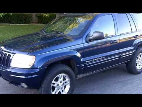 2000 Jeep Grand Cherokee Laredo   LIMITED