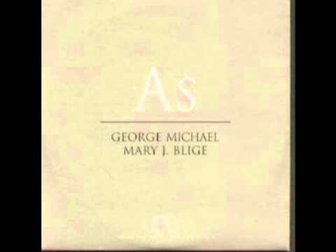 George Michael & Mary J.Blige-As remix