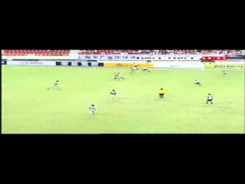 2006/07.- Atlético Madrid 3 Vs. Kashima Antlers 1 (Torneo De Shanghai)