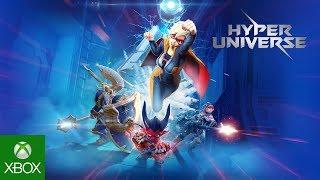 Hyper Universe Xbox One - Announcement Trailer