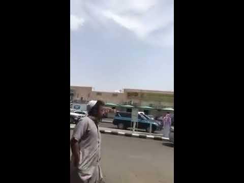 Saudi Jawazat Raid In Jeddah L Saudi Police Check L