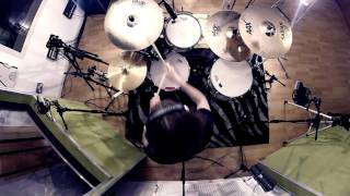 Kev Hickman - Avenged Sevenfold - Carry On (Drum Cover)