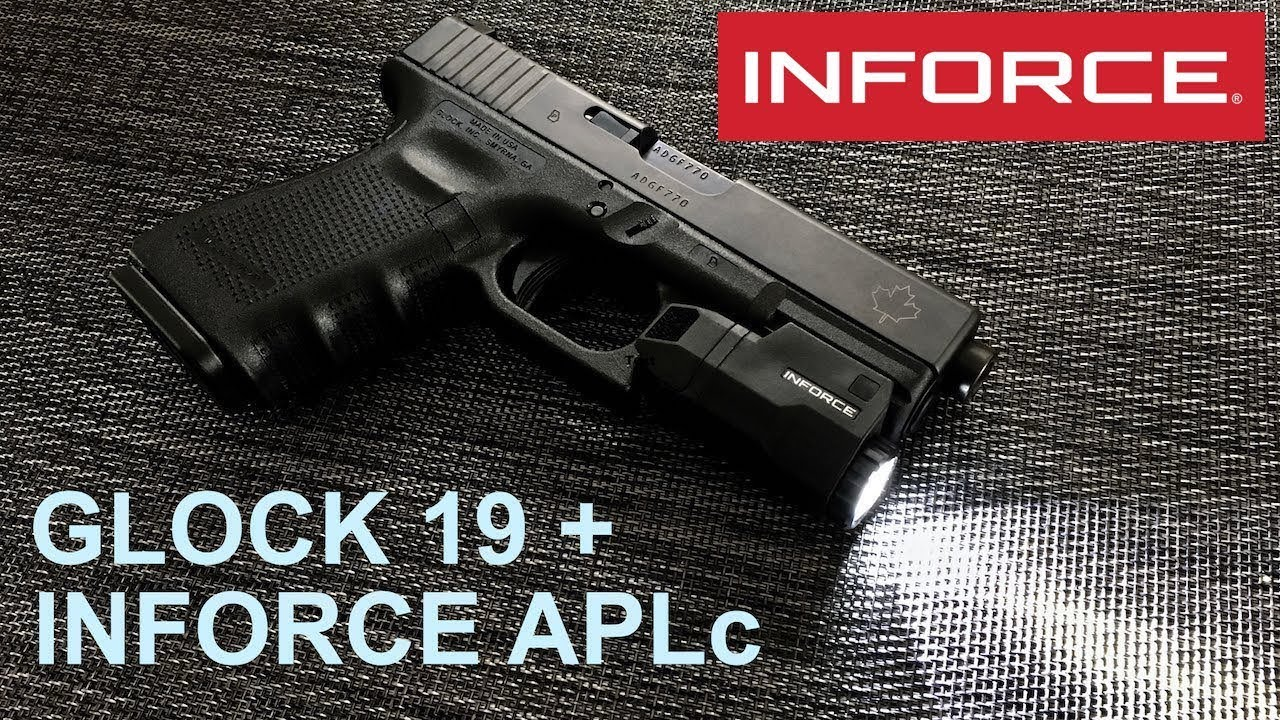 UNBOX: The BEST Light For Your Glock 19?