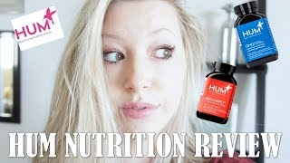 THE TRUTH ABOUT HUM NUTRITION // Worth The Hype? | Diana Simmons