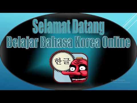 Belajar Bahasa Korea untuk Pemula & Tips cara cepat Menghafalnya