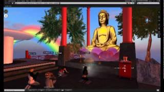 Buddha in SL+da bei zhou