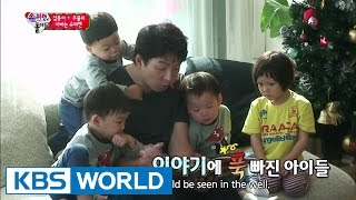 The Return of Superman | 슈퍼맨이 돌아왔다 - Ep.57 (2015.01.11)