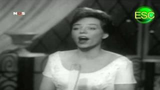 ESC 1962 05 - Denmark - Ellen Winther - Vuggevise